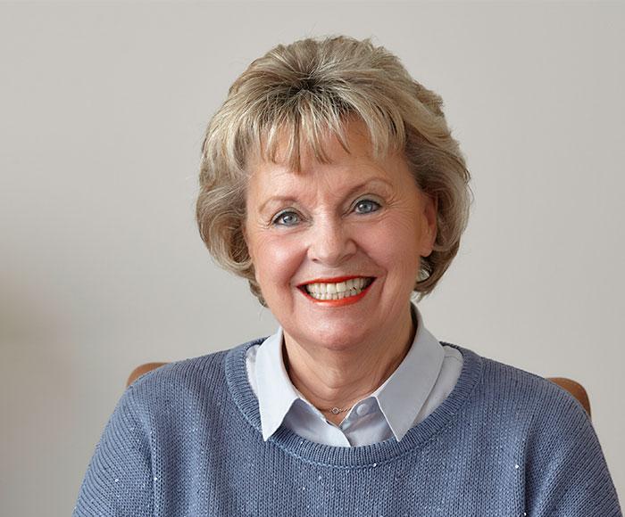Portraitbild Frau Paulus