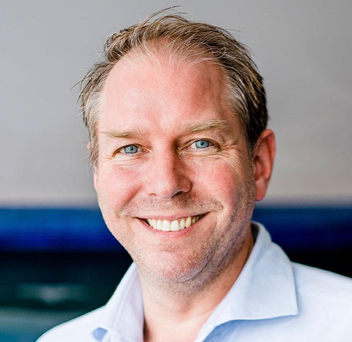 Portraitbild Prof. Dr. med. Dr. med. dent. Jürgens